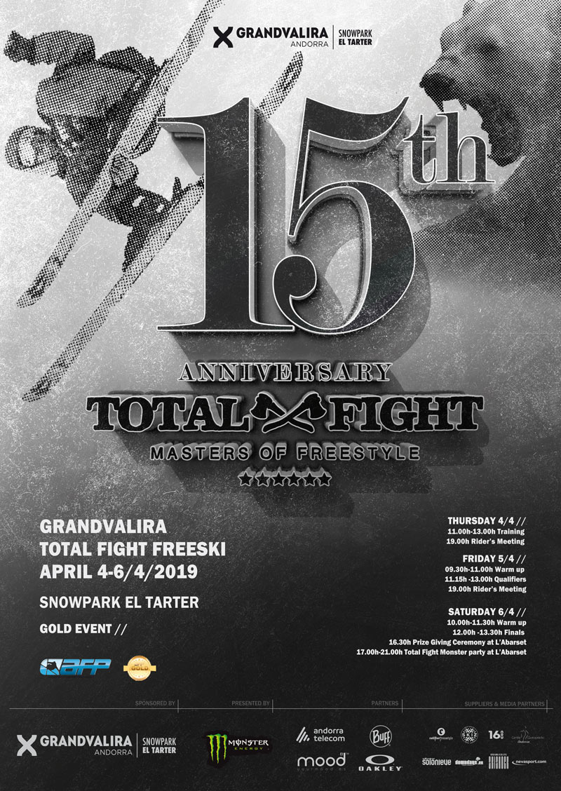 Grandvalira Total Fight 2019 Freeski