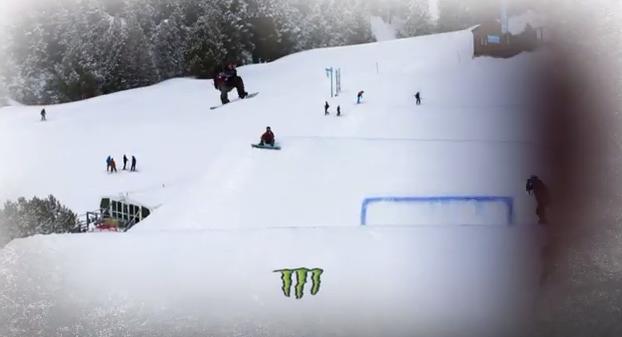 2019 Snowboard Teaser